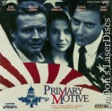 Primary Motive Rare LaserDisc Judd Nelson Richard Jordan Thriller *CLEARANCE*