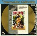 Frida Rare LaserDisc CinemaDisc Ofelia Medina Drama Foreign