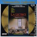 La Lectrice Rare CinemaDisc LaserDisc Miou-Miou Royer French Comedy Foreign
