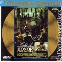 Field of Honor AKA Champs d'Honneur Rare LaserDisc War Drama Foreign