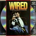 Wired Dolby Surround Rare NEW LaserDisc Saturday Night Live Belushi Comedy