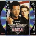 American Eagle Mega-Rare NEW LaserDisc Brauner Lyons Action