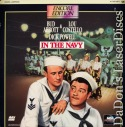 In the Navy 1941 Encore LaserDisc Abbott & Costello
