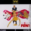 In Like Flint WS Rare Spy LaserDisc Coburn Cobb Duggan Action *CLEARANCE*