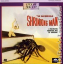 The Incredible Shrinking Man +CAV NEW Encore LaserDisc Sci-Fi
