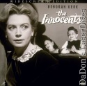 The Innocents WS Rare LaserDisc Kerr Redgrave Horror *CLEARANCE*