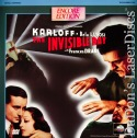 The Invisible Ray 1936 Encore LaserDisc Lugosi Karloff