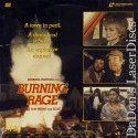 Burning Rage Rare LaserDisc Nikki Creswell Ron Bledsoe Thriller *CLEARANCE*