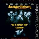 Jackie Brown AC-3 WS Rare LaserDisc Grier Jackson Fonda DeNiro Thriller