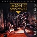 Jason and the Argonauts 1963 Criterion #160 LaserDisc SciFi