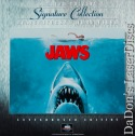 Jaws THX WS Signature Collection NEW LaserDisc Box Set Horror