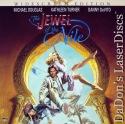 The Jewel of the Nile WS NEW LaserDisc Douglas DeVito Adventure