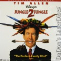 Jungle 2 Jungle AC-3 WS Rare NEW Disney LaserDisc Allen Comedy