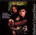 Kansas City AC-3 LaserDisc WS Rare LD Belafonte Crime Drama *CLEARANCE*