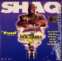 Kazaam AC-3 WS LaserDisc Shaquille O'Neal Comedy *CLEARANCE*