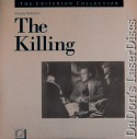 The Killing Criterion #64 Rare NEW LaserDisc Kubrick Hayden Noir *CLEARANCE*