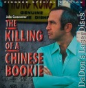 The Killing of a Chinese Bookie Rare LD PSE Pioneer
