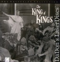 The King of Kings 1927 Silent Criterion #152 DeMille LaserDisc Silent *CLEARANCE*