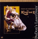 The King and I AC-3 THX WS 40th Ann Box Set LaserDisc Musical