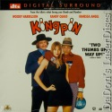 Kingpin DTS WS Rare LaserDisc LD Harrelson Quaid Angel Comedy