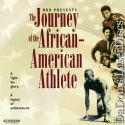 The Journey of the African-American Athlete Rare LaserDisc NEW Athlete Sports