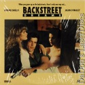 Backstreet Dreams Dolby Surround Rare LaserDisc NEW Brooke Shields Drama