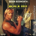 Black Out Rare Dolby Surround NEW LaserDisc Brian Bosworth Brad Dourif Thriller