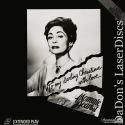Mommie Dearest Rare LaserDisc Dunaway Forrest Drama