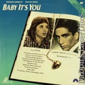 Baby It's You NEW Rare LaserDisc Rosanna Arquette Vincent Spano Drama