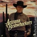 Arizona Bushwhackers Rare NEW LaserDisc Yvonne De Carlo Howard Keel Western