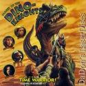 Josh Kirby Time Warrior 1 Planet of the Dino-Knights NEW Rare LaserDisc Sci-Fi