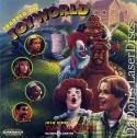 Josh Kirby Time Warrior #3 - Trapped on Toyworld Rare LaserDisc Sci-Fi