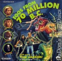 Josh Kirby Time Warrior 4 Eggs from 70 Million B.C. NEW Rare LaserDisc Sci-Fi