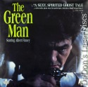 The Green Man Rare LaserDisc Finney Marlowe Thriller NEW *CLEARANCE*