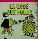 La Cage Aux Folles WS Criterion #96 NEW LaserDisc Comedy Foreign