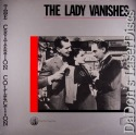 The Lady Vanishes Criterion #4 LaserDisc Hitchcock Mystery
