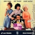 9 to 5 Rare LaserDisc Fonda Tomlin Parton Comedy CBS/FOX Pressing