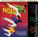 3 Ninjas Kick Back Dolby Surround Widescreen NEW Rare LaserDisc Action