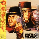The Great Silence Widescreen Mega-Rare Japan Only LaserDisc Western