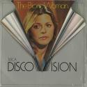 Bionic Woman Rare DiscoVision LaserDisc Wagner Sci-Fi
