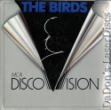The Birds Rare DiscoVision NEW LaserDisc Hitchcock Horror