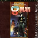 8 Man WS Rare NEW LaserDisc LD Shishido Takahashi Sci-Fi *CLEARANCE*