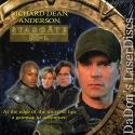Stargate SG-1 Rare NEW LaserDisc Dean Anderson TV Sci-Fi