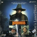 Barbarosa Rare NEW LaserDisc Willie Nelson Western