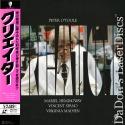 Creator Widescreen Rare Japan LaserDisc Comedy