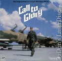 Call To Glory Mega-Rare LaserDisc Nelson Wynn Shue War Drama