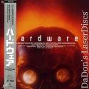 Hardware UNCUT Rare Japan LaserDisc Sci-Fi