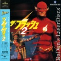 Flash 2 Revenge of the Trickster Mega-Rare Japan Only LaserDisc Action