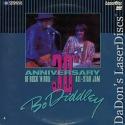 Bo Diddley 30th Anniversary Rock & Roll All Star Jam RM Rare LaserDisc Music *CLEARANCE*