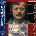 La Leggenda del santo bevitore Widescreen Rare Japan Only LaserDisc Hauer Drama